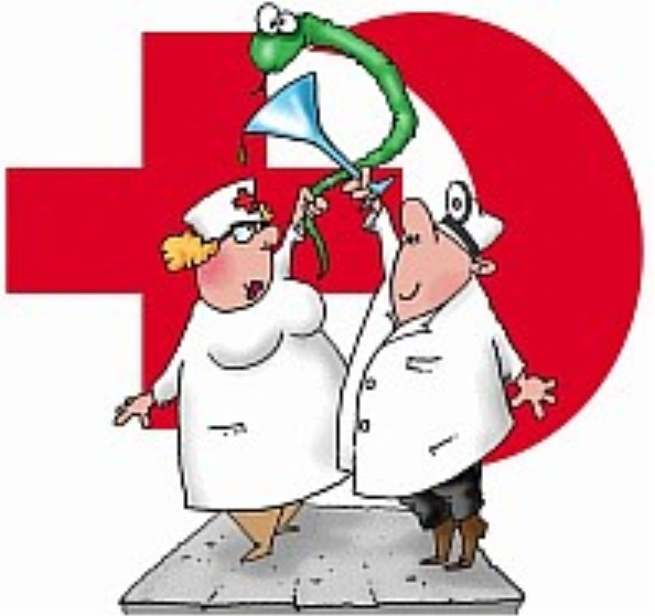 Прикольные поздравления врачей